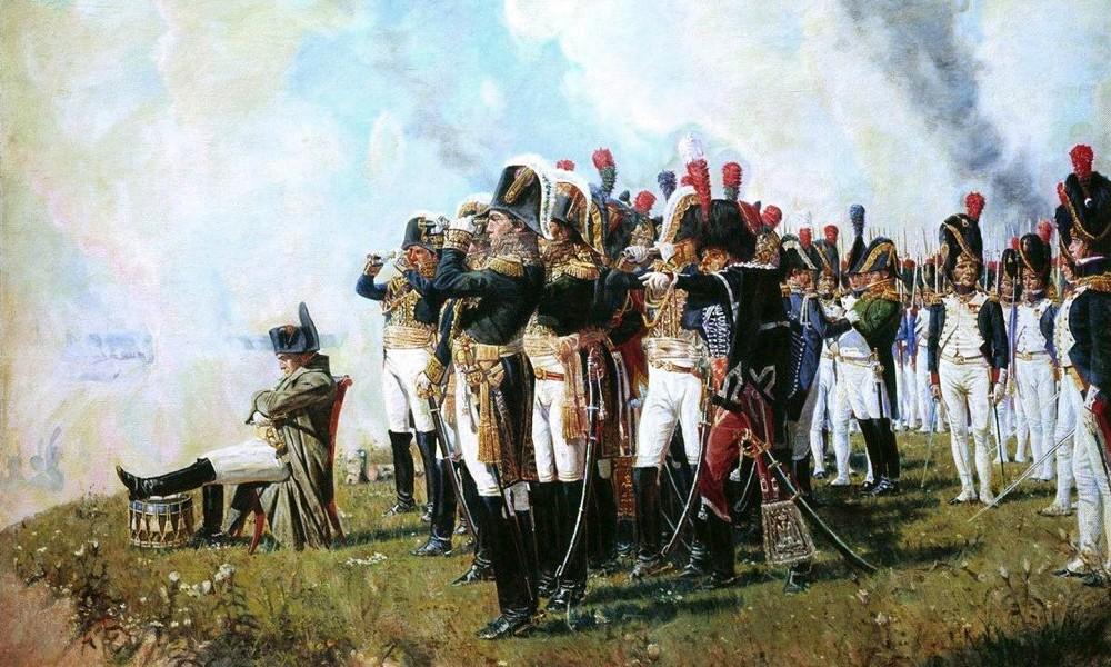 Стихи Лермонтова о Наполеоне
