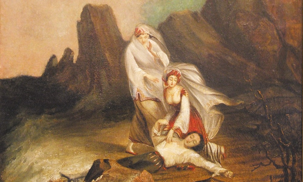 Стихи Лермонтова о смерти