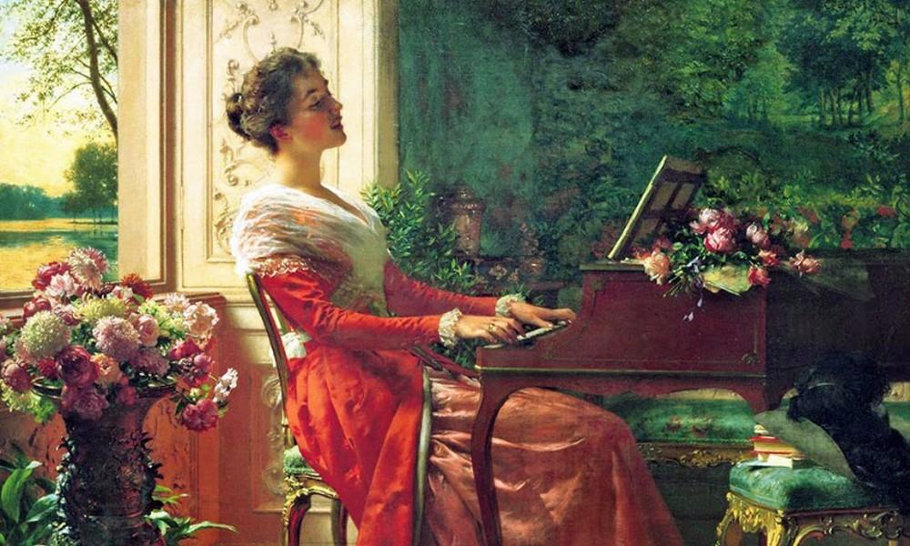 Стихи Лермонтова о женщине